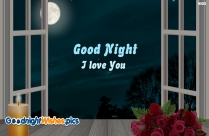 Good Night Wishes My Love