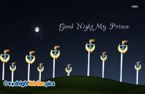 Good Night My Prince