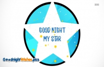 Good Night My Star