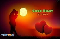 Good Night Romantic Wishes