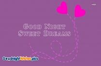 Good Night Sweet Dreams Charming