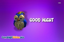 Good Night Purple