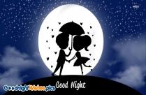 Good Night Romantic Pic