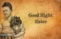 Good Night Sister Photo