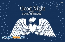 Good Night Sweet Dreams Angel