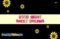 Good Night Sweet Dreams Snow