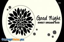 Good Night Gif Sweet Dreams