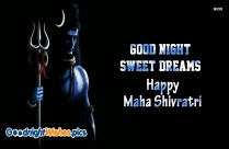Good Night Have A Sweet Dreams