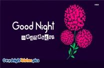 Good Night Wednesday