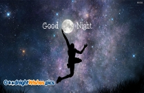 Good Night Wishes Card