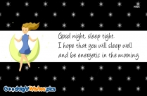 Good Night Wishes Picture