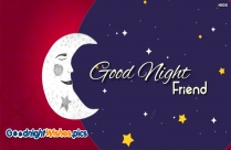Good Night For My Friend