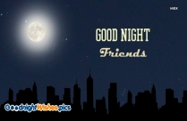 Good Night Sms For Special Friend