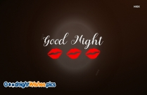Good Night Sweet Love
