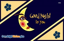 Good Night Wishes To You