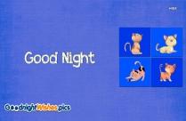 Good Night Sleeping Cartoon Images