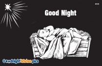 Good Night Sleeping Photo