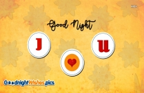 Good Night With Love Gif