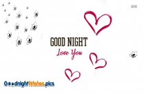 Good Night With Love You Images