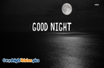 Good Night Beautiful Flower