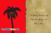 Good Night With Motivation