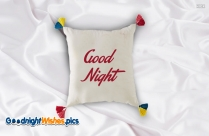 Good Night With Pillow