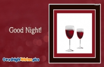Good Night With Wine