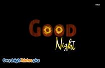 Good Night Desktop Wallpaper Images