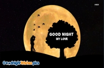 Good Night Wishes To Loved Once