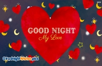 Goodnight My Love Wallpaper