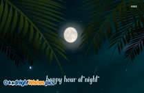 Happy Hour At Night