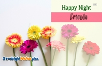 Happy Night Friends