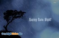 Happy Rain Night