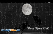 Happy Rainy Night