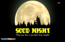 Have A Peaceful Sleep Quotes