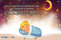 Good Night Friend Image