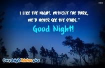 Positive good night quotes and wishes