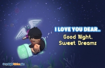 I Love You Dear Good Night, Sweet Dreams