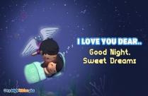 Good Night My Dear Sweet Dreams
