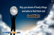 Good Night Time To Sleep