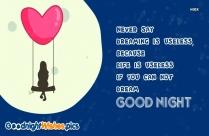 Good Night Wishes Whatsapp Image