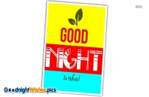Pic Of Good Night Wishes