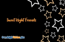 Good Night My Best Friend Images