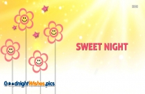 Sweet Night Wallpaper