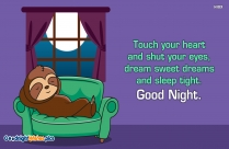 Wishing You The Sweetest Dreams
