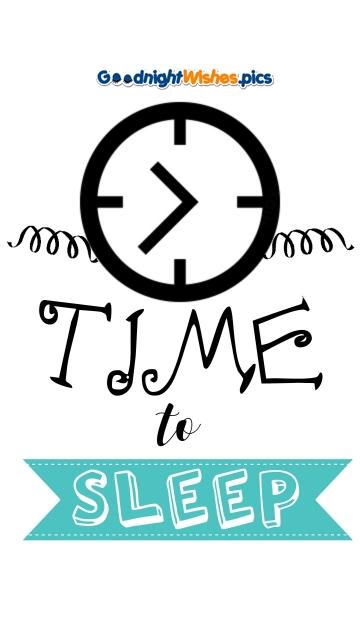 Time To Sleep Image