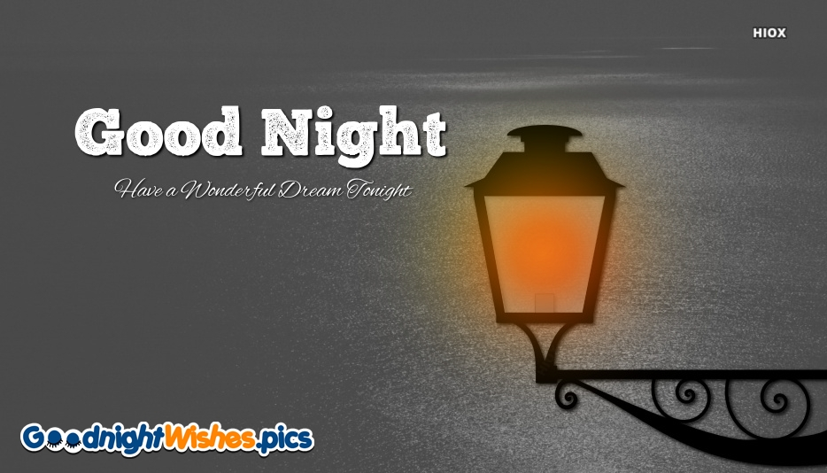 Wishes Of Good Night